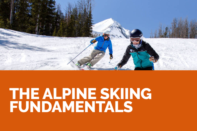 The Alpine Skiing Fundamentals from PSIA-AASI