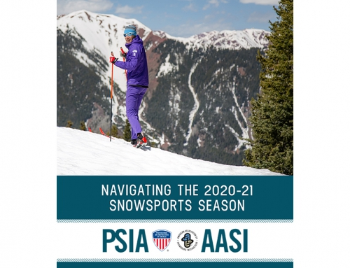 PSIA-AASI Releases Navigating the 2020-21 Snowsports Season