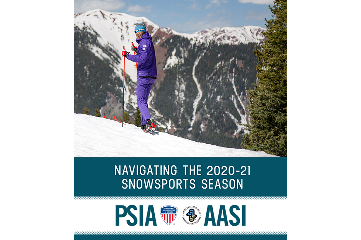 Navigating the 2020-21 Snowsports Season