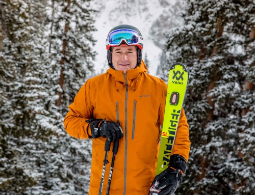 PSIA Alpine Team Member Brian Smith Offers Tips for Family Lessons
