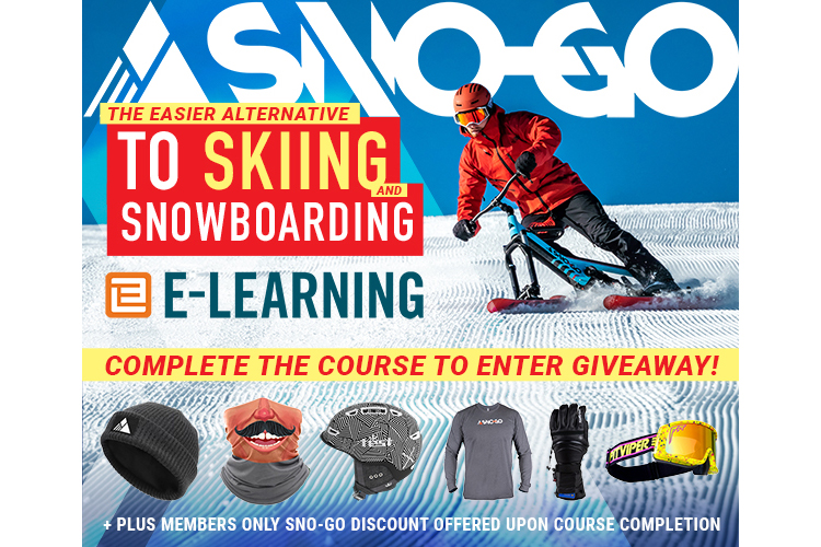 Sno-Go PSIA-AASI Member Giveaway