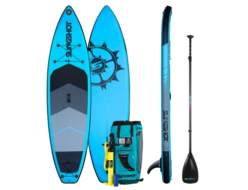 Stay Current on Dues to Be Entered to Win a New SUP from Slingshot
