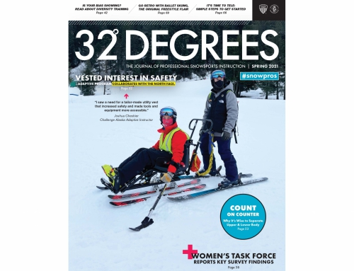 Read the Spring Issue of 32 Degrees Online